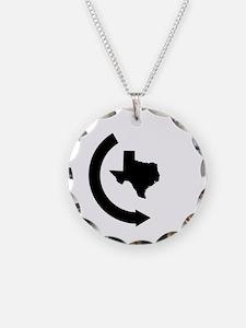 Texas Torque Necklace