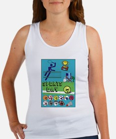 Cool Running in the usa race results clubs Women's Tank Top