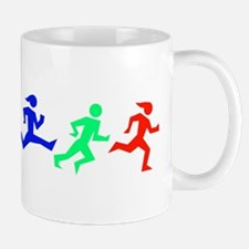 Cute Running club Mug