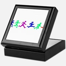 Running usa race results clubs Keepsake Box