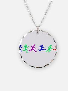 Cute Run Necklace