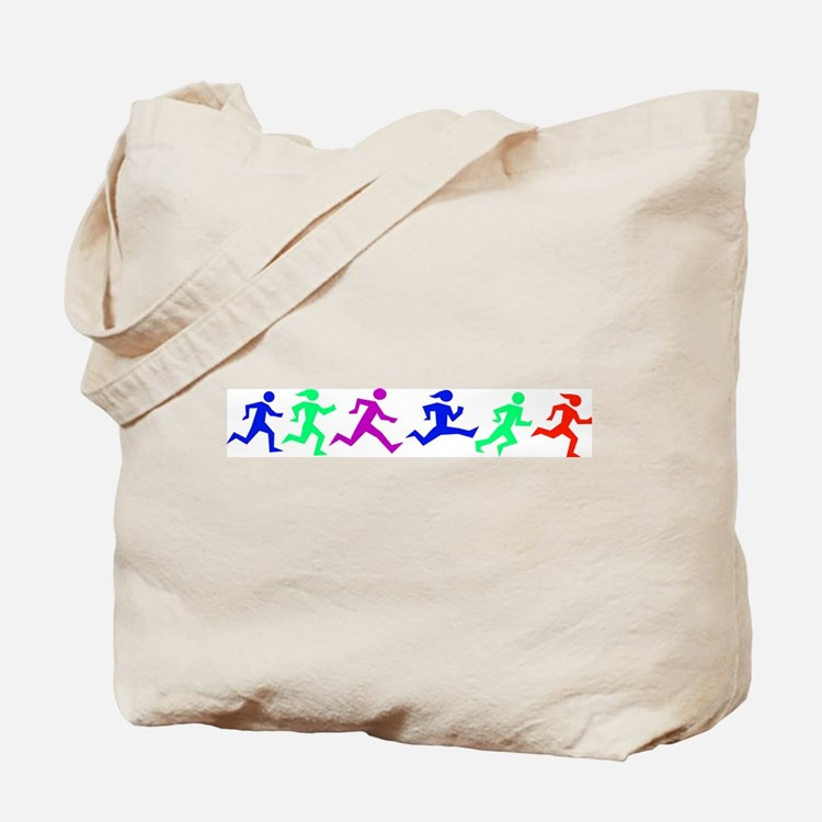 Cute Running in the usa race results clubs Tote Bag