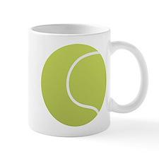 Tennis Ball Icon Mug