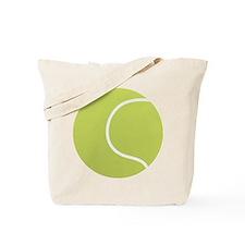 Tennis Ball Icon Tote Bag