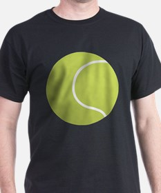 Tennis Ball Icon T-Shirt