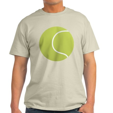 Tennis Ball Icon Light T-Shirt
