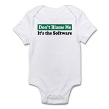 Its the Software Infant Creeper