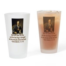 No Kings, No Priests Pint Glass