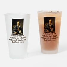 No Kings, No Priests Pint Glass