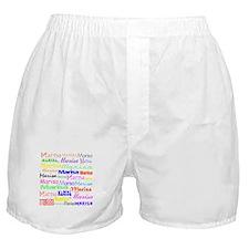 Cool Marisa Boxer Shorts