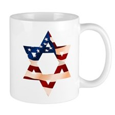 Unique Stand with israel Mug