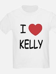 I heart kelly T-Shirt