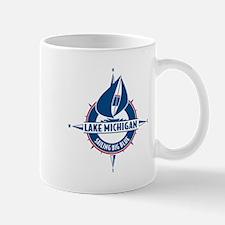 Sail Big Blue Mug