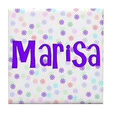 Unique Marisa Tile Coaster