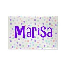 Cute Marisa Rectangle Magnet (100 pack)
