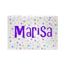Funny Marisa Rectangle Magnet