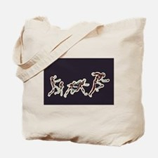 Cool Running in the usa race results clubs Tote Bag