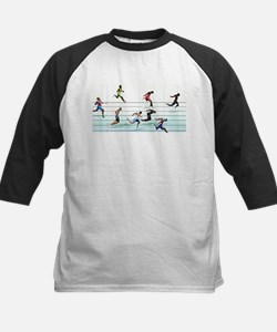 Unique Running in the usa race results clubs Tee