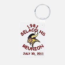 1981 SELACO Keychains
