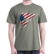 U.S. Trout Men's T-Shirt