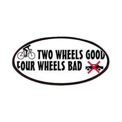 Two Wheels Good Patches