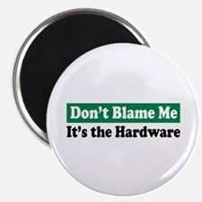 """It's the Hardware 2.25"""" Magnet (100 pack)"""