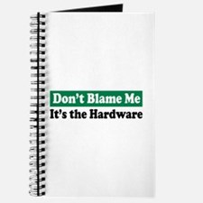 It's the Hardware Journal