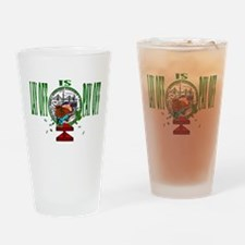 LAY OFF IS PAY OFF Pint Glass