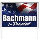 Bachmann 2012 Yard Sign