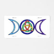 Balanced License Plate