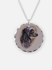 Deerhound Necklace