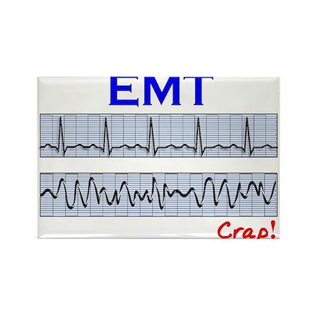 EMT/Paramedics Rectangle Magnet