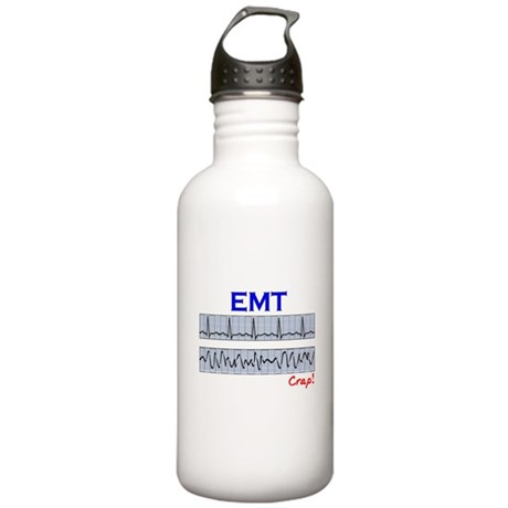 EMT/Paramedics Stainless Water Bottle 1.0L