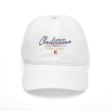 Charlottetown Script Baseball Cap
