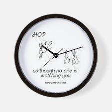 bun 7 Hop as though Wall Clock