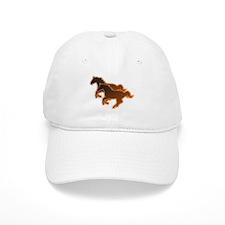 Two Horses Baseball Cap