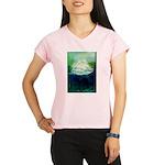 Snowy Mountain Performance Dry T-Shirt