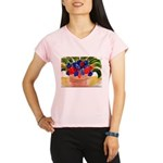 Flowers in Pot Performance Dry T-Shirt