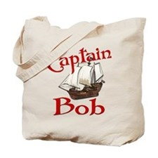 Captain Bob's Tote Bag