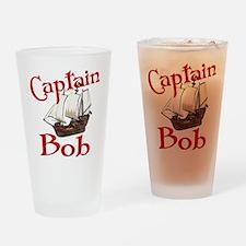 Captain Bob's Pint Glass