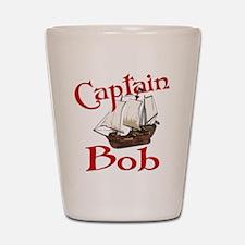 Captain Bob's Shot Glass