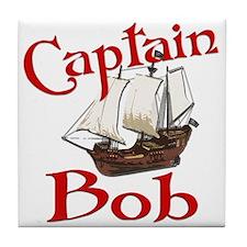 Captain Bob's Tile Coaster