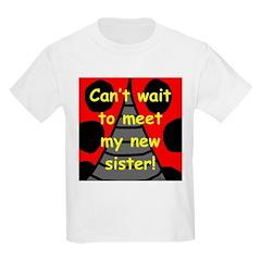 Big Sister/Brother Kids T-Shirt