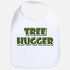 Tree Hugger : Green Leaf Bib
