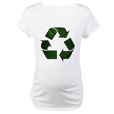 Leaf Recycle Symbol Shirt