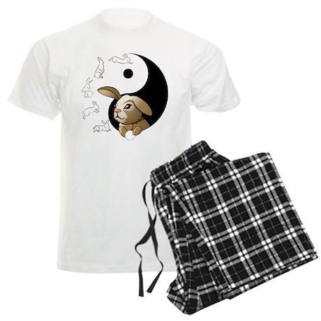Bunny Principles List Men's Light Pajamas