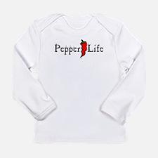 Pepper Life Long Sleeve Infant T-Shirt
