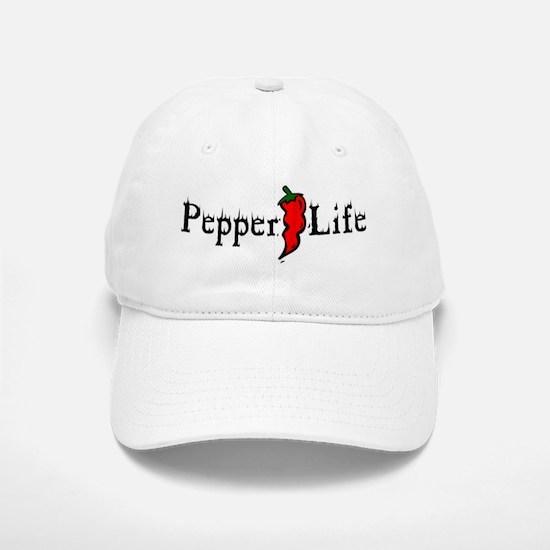 Pepper Life Baseball Baseball Cap