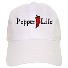Pepper Life Baseball Cap