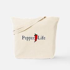 Pepper Life Tote Bag